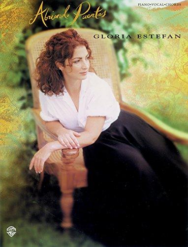 9780897249775: Gloria Estefan -- Abriendo Puertas: Piano/Vocal/Chords (Spanish Language Edition) (Spanish Edition)