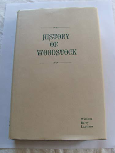 9780897250412: History of Woodstock, Maine