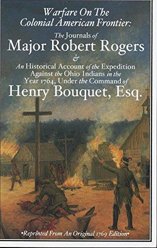 The Journals of Major Robert Rogers &: Major Robert and