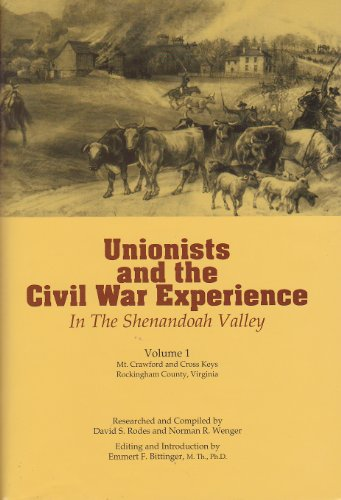 9780897255257: Unionists and the Civil War Experience in the Shenandoah Valley
