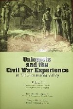 9780897255523: Unionists and the Civil War Experience in the Shenandoah Valley