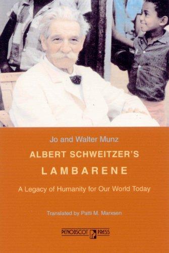 9780897258722: Title: Albert Schweitzers Lambarene