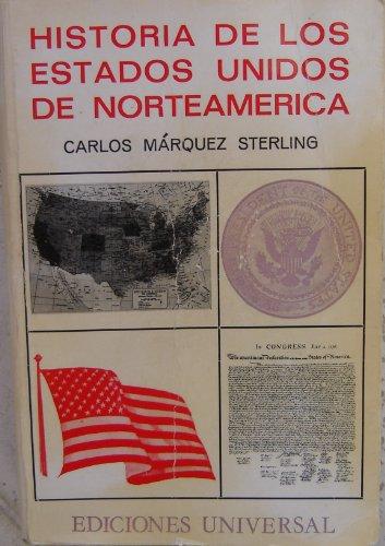 9780897292535: Historia de los Estados Unidos de Norteamerica/ History of the United States of North America (Coleccion Textos) (Spanish Edition)