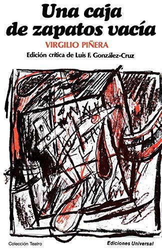 9780897293907: Una Caja de Zapatos Vacia (Coleccion Teatro)