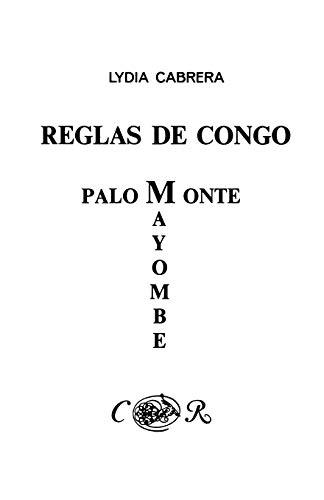 9780897293983: Reglas de Congo/ Palo Monte Mayombe (Coleccion Del Chichereku En El Exilio)