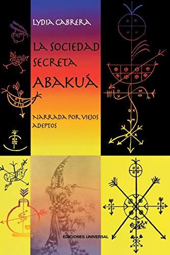9780897294102: Sociedad secreta abakua
