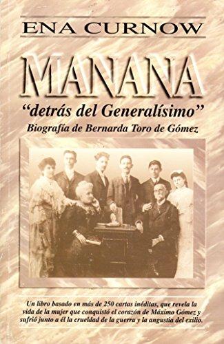 9780897297196: Manana