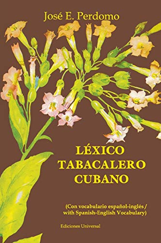 9780897298469: Lexico Tabacalero Cubano