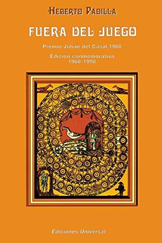 9780897298810: Fuera Del Juego: Edicion Conmemorativa 1968-1998