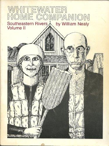 9780897320252: Whitewater Home Companion, Vol. 2: Southeastern Rivers