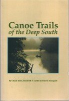9780897320665: Canoe Trails of the Deep South