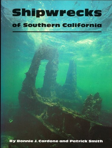9780897320955: Shipwrecks of Southern California
