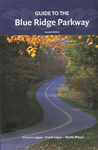 9780897325509: Guide to the Blue Ridge Parkway