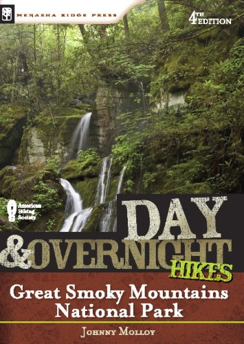 9780897326629: Great Smoky Mountains National Park (Day and Overnight Hikes)