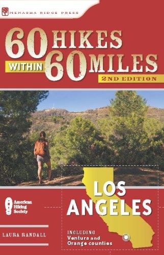 9780897327077: 60 Hikes Within 60 Miles: Los Angeles: Including San Bernardino, Pasadena, and Oxnard