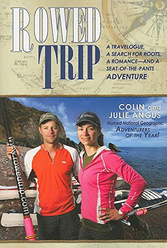 9780897327114: Rowed Trip: A Journey by Oar from Scotland to Syria