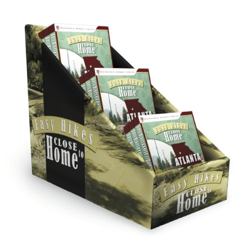 9780897327275: Easy Hikes Close to Home: Atlanta 36-Count Prepack