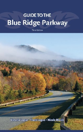 9780897329088: Guide to the Blue Ridge Parkway