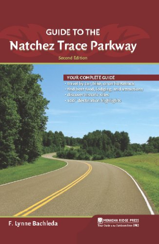 9780897329255: Guide to the Natchez Trace Parkway