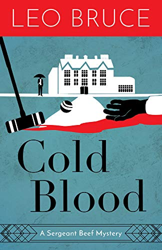 9780897330381: Cold Blood: A Sergeant Beef Mystery (Sergeant Beef Series)