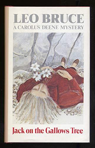 9780897330718: Jack on the Gallows Tree (A Carolus Deene Mystery)
