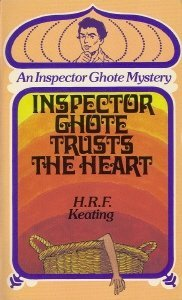 9780897330831: Inspector Ghote Trusts the Heart