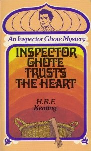 9780897330831: Inspector Ghote Trusts the Heart (Academy mystery)