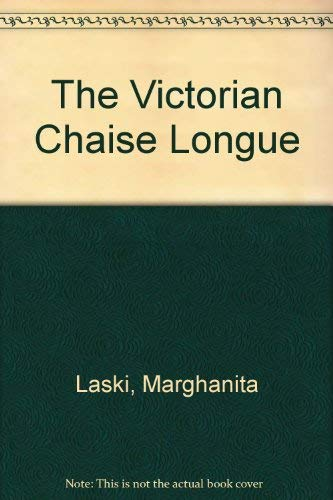 9780897330978: The Victorian Chaise Lounge