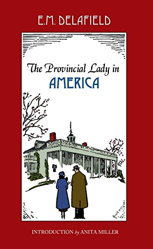 9780897331104: The Provincial Lady in America (Provincial Lady Series)