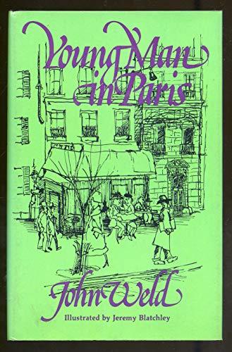 Young Man in Paris (Signed): Weld, John