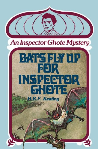 9780897331203: Bats Fly up for Inspector Ghote (Inspector Ghote Mysteries)