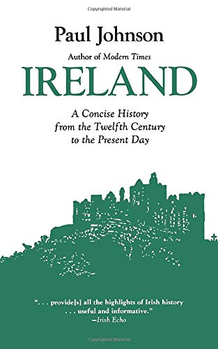 9780897331234: Ireland: A History from the Twelfth Century to the Present Day