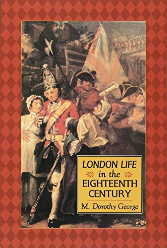 9780897331470: London Life in the 18th Century