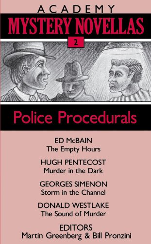 Police Procedurals : The Empty Hours; The: Greenberg, Martin H.