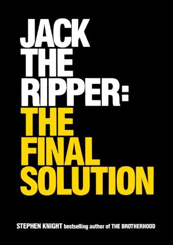 9780897332095: Jack the Ripper:Fin.Sol.