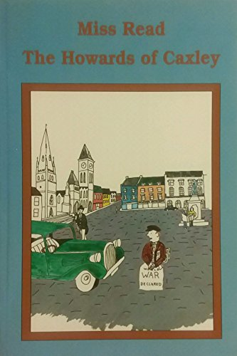 9780897333191: THE HOWARDS OF CAXLEY (SIGNED).