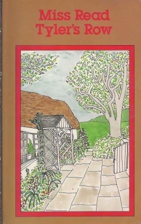 9780897333399: Tyler's Row (The Fairacre Series #9)