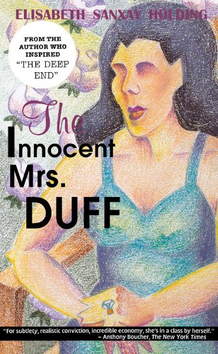 9780897333665: Blank Wall The The Innocent Mrs Duff