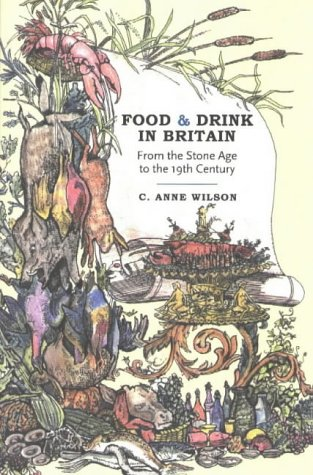 9780897334877: Food and Drink in Britain: From the Stone Age to the 19th Century