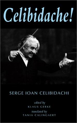9780897335034: Celibidache Book And Dvd
