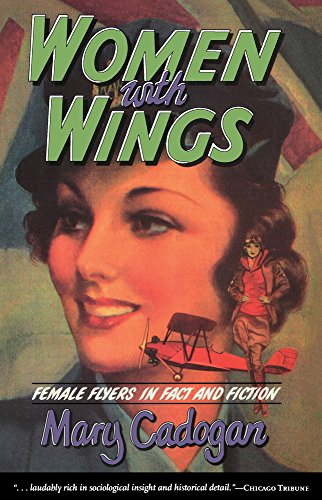 9780897335126: Women with Wings: Female Flyers in Fact and Fiction