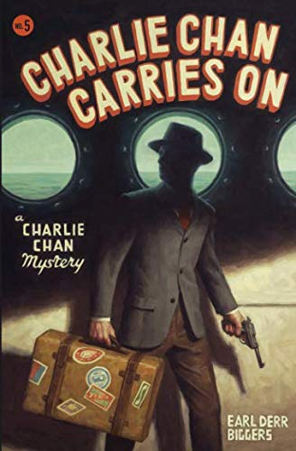 9780897335942: Charlie Chan Carries on: A Charlie Chan Mystery