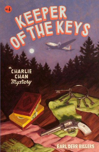 9780897335959: Keeper of the Keys: A Charlie Chan Mystery (Charlie Chan Mysteries)