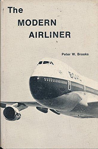 9780897450119: Modern Airliner