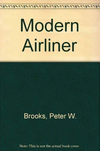 9780897450287: Modern Airliner