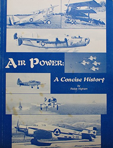 9780897450584: Air power: A concise history