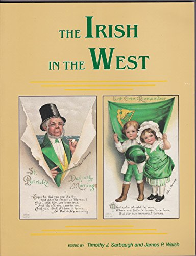 9780897451550: Irish in the West