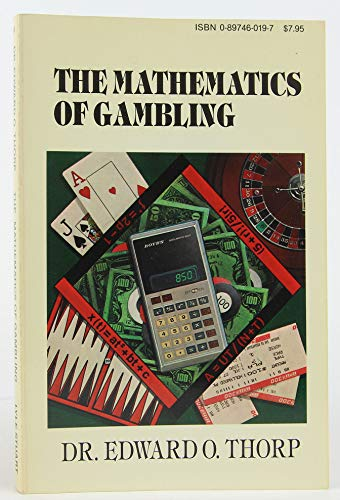 9780897460194: The Mathematics of Gambling