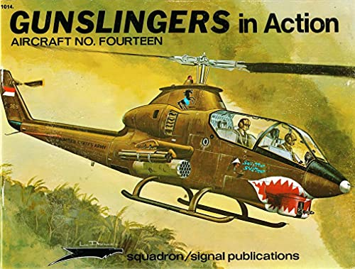 9780897470131: Gunslingers in action - Aircraft No. 14