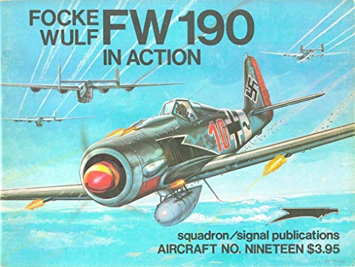 9780897470186: Fw 190 in Action